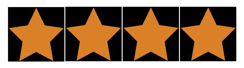 4.0 stars